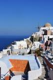 Santorini Fotografia Stock