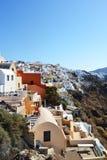 Santorini Fotografia Stock Libera da Diritti