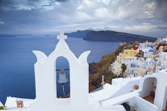 Santorini. Photographie stock