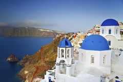 Santorini Photographie stock