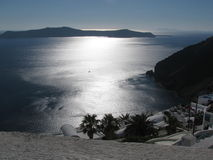 Santorini Zdjęcie Royalty Free