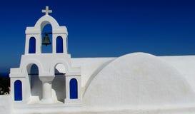 Santorini Image libre de droits