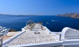 Santorini Стоковое Изображение RF
