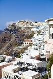 Santorini Royaltyfri Foto