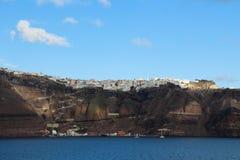 Santorini Stockfoto