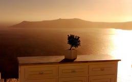 Santorini Royaltyfria Foton