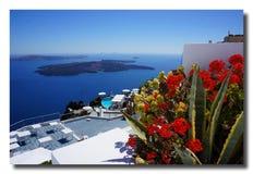 Santorini 2016 Imagen de archivo