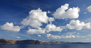 Santorini Imagens de Stock Royalty Free