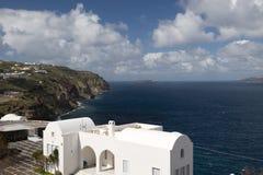 Santorini Images libres de droits