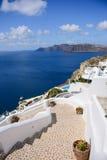 Santorini Fotografía de archivo libre de regalías