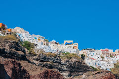 Santorini by Arkivfoto