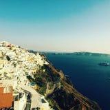 Santorini Royalty-vrije Stock Afbeelding