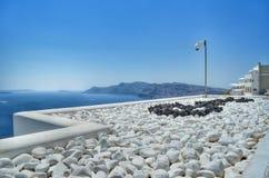 Santorini Foto de Stock Royalty Free