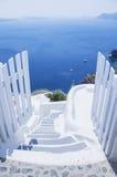 Santorini Immagini Stock