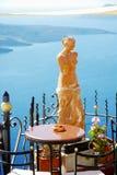 Остров Santorini, Греции Стоковые Изображения