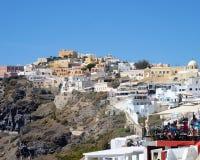 Santorini Στοκ Εικόνα