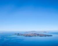 Santorini obrazy royalty free