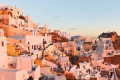 Santorini Immagini Stock Libere da Diritti