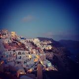 Santorini Stockbilder