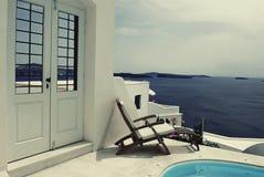 Santorini Royalty-vrije Stock Foto