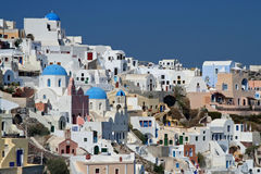 Santorini Stock Photography