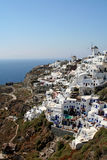 Santorini fotos de stock