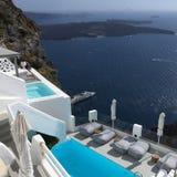 Santorini Stock Afbeeldingen