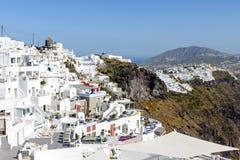 Santorini architecture, Greece Stock Photo