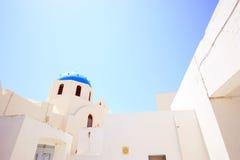 Santorini Architektur Lizenzfreie Stockbilder