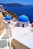 Santorini beauty Stock Photos