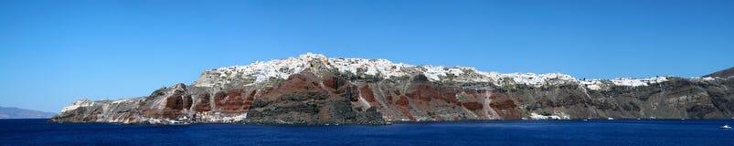 Santorini bello fotografia stock libera da diritti