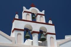 Santorini bells Royalty Free Stock Image