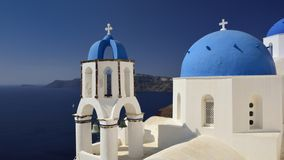 Santorini, Cyclades, Greece Stock Images