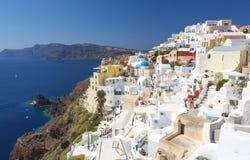 Santorini, Cyclades, Greece Stock Photo