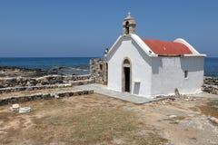 santorini d'île de la Grèce Images libres de droits