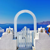 Santorini, details Royalty Free Stock Photos