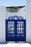Santorini en detalles Fotografía de archivo