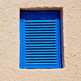 in santorini europe greece  old architecture and blue    venetia Royalty Free Stock Photography