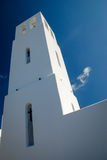 Santorini, Fira bell tower Royalty Free Stock Photos