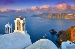 Santorini stock photography