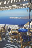 Santorini, Grèce Photos stock