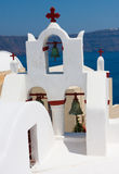 Santorini, Grèce Photo libre de droits