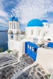 Santorini, Grèce Image stock