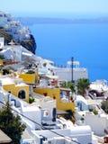 Santorini Grèce photographie stock