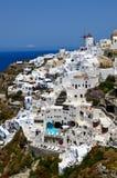 Santorini Grèce Image stock