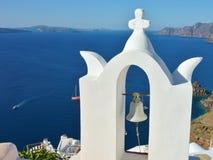 Santorini, Grèce Photographie stock libre de droits
