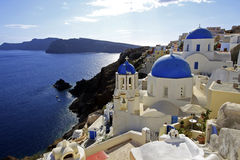 Santorini, Grèce Photo stock