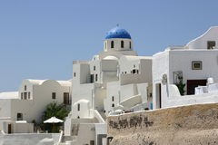 Santorini Grecia Imagen de archivo libre de regalías