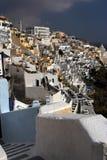 Santorini, Grecia Fotografie Stock Libere da Diritti
