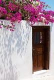 Santorini, Grecia Imagen de archivo libre de regalías